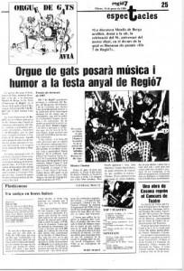 1988 - REGIÓ 7Redacció REGIÓ 7