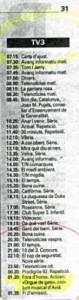 1993 - REGIÓ 7NOTA ORGUE DE GATS a TV3