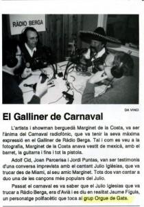 1993 - L'ANTENAArticle a la Revista L'ANTENA
