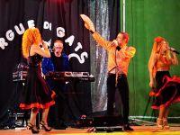 COLLDEJOU · Festa Major · 07/08/2021 · Espectacle de Varie-Gats · Tarda i Nit